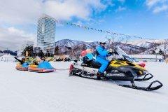 ACTIVITY   Snow Light Festival