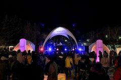 DE DE MOUSE   Snow Light Festival