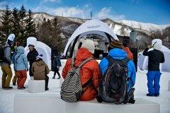 MOUNTAIN STAGE   Snow Light Festival