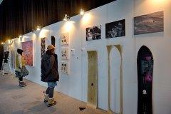 ART   Snow Light Festival