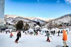 MOUNTAIN STAGE | Snow Light Festival