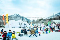 MOUNTAIN STAGE | Snow Light Festival'19